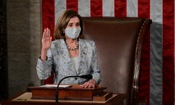 Pelosi tái đắc cử Chủ tịch Hạ viện Mỹ