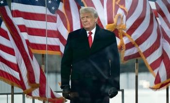 Bộ Ngoại giao Mỹ đăng nhầm thời điểm Trump rời Nhà Trắng