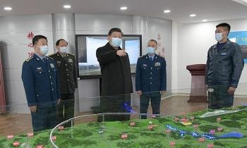 Ông Tập lệnh quân đội tăng sẵn sàng chiến đấu dịp Tết