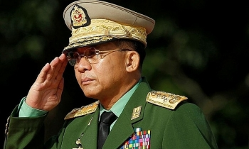 Mỹ trừng phạt Thống tướng Myanmar