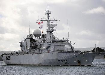 Pháp sẽ điều tàu hộ vệ đến biển Hoa Đông