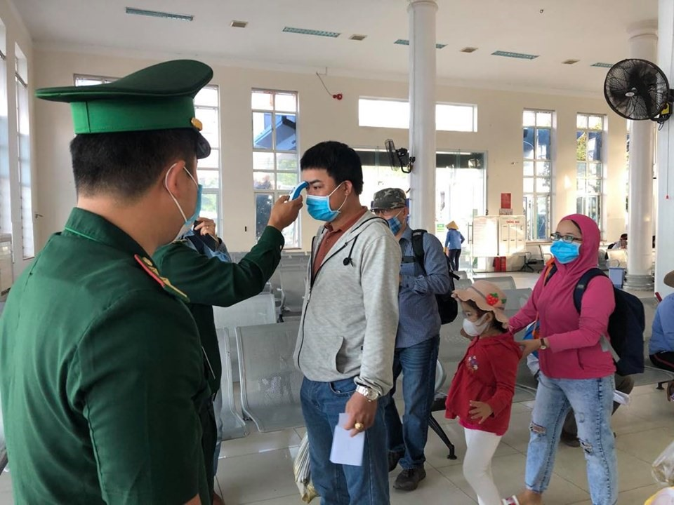 SARS-CoV-2: Lý Sơn tạm ngưng đón du khách nước ngoài