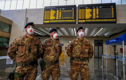 Italia hơn 100.000 ca mắc COVID-19, miền Nam lo ngại bất ổn do mafia