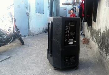 Khu phố nhức nhối vì bị karaoke tra tấn