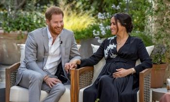 Hơn 17 triệu người xem cuộc phỏng vấn Harry - Meghan