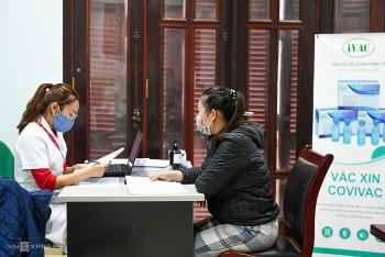 Thiếu tình nguyện viên 40-59 tuổi thử nghiệm Covivac