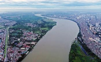 Hà Nội sắp phê duyệt quy hoạch phân khu đô thị sông Hồng