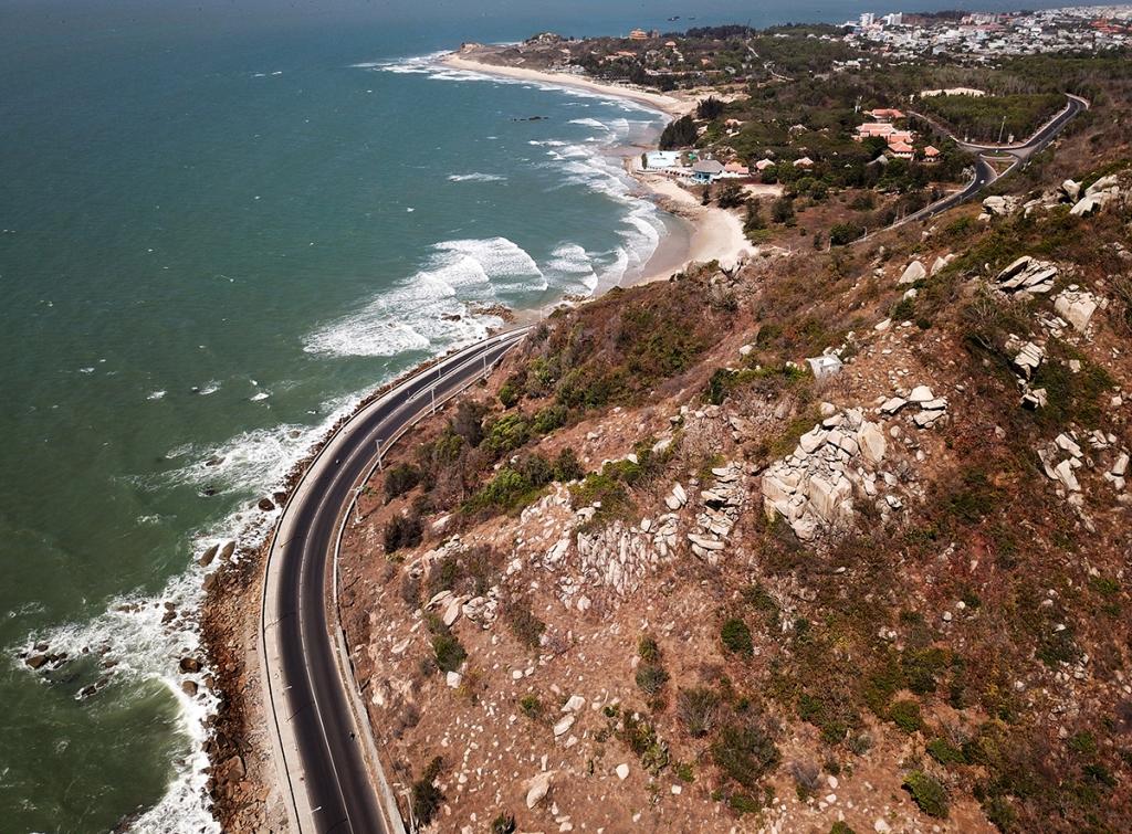 Hơn 7.000 tỷ đồng nâng cấp đường ven biển Vũng Tàu