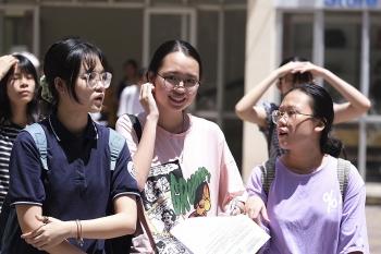Lịch sử là môn thi thứ tư vào lớp 10 ở Hà Nội