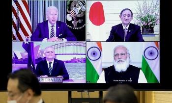 Bộ Tứ phát thông điệp cứng rắn tới Trung Quốc