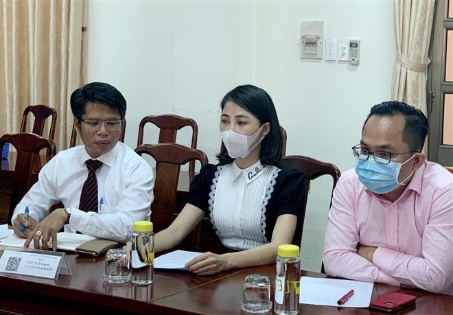 Làm việc với Sở TT&TT, YouTuber Thơ Nguyễn nói sức khỏe không tốt rồi xin về - 2