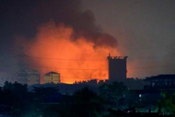 32 nhà máy Trung Quốc bị tấn công ở Myanmar, Bắc Kinh lên tiếng