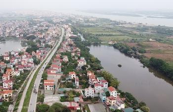 Hiện trạng và quy hoạch 8 bãi sông Hồng