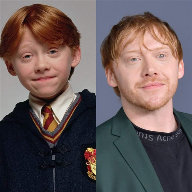"""Dàn diễn viên nhí của """"Harry Potter"""" thay đổi thế nào sau gần 20 năm?"""