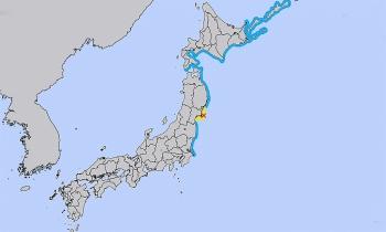 Động đất 7,2 độ, Nhật cảnh báo sóng thần