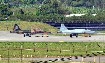 Đài Loan cấm bay toàn bộ phi cơ quân sự