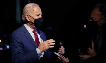 Biden lên tiếng về vụ Triều Tiên phóng tên lửa