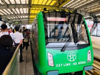 Bộ GTVT kiểm tra đường sắt Cát Linh - Hà Đông trước khi bàn giao cho Hà Nội