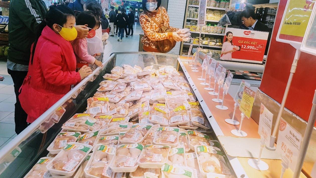 mua 11000 dong thit ga cong nghiep duoc ban voi gia 60000 dongkg