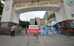 Được gỡ phong tỏa nhưng phải tới đầu tháng 5-2020, bệnh viện Bạch Mai mới khám ngoại trú trở lại
