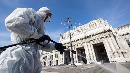 Phát hiện sự trùng hợp kỳ lạ ổ dịch COVID-19 đầu tiên ở Italia và Vũ Hán