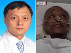 Đồng nghiệp bác sĩ Lý Văn Lượng đổi màu da kỳ lạ vì mắc COVID-19
