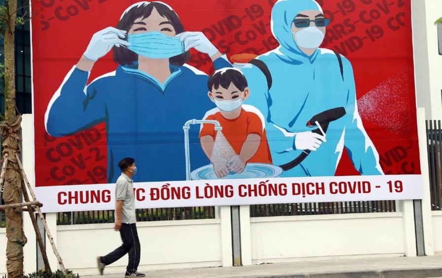 """""""Việt Nam có thể là nước có cách ứng phó hiệu quả nhất với COVID-19"""""""