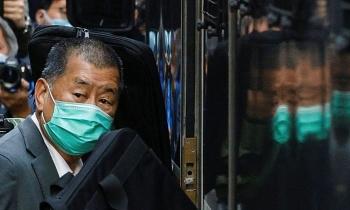 Trùm truyền thông Hong Kong bị kết tội