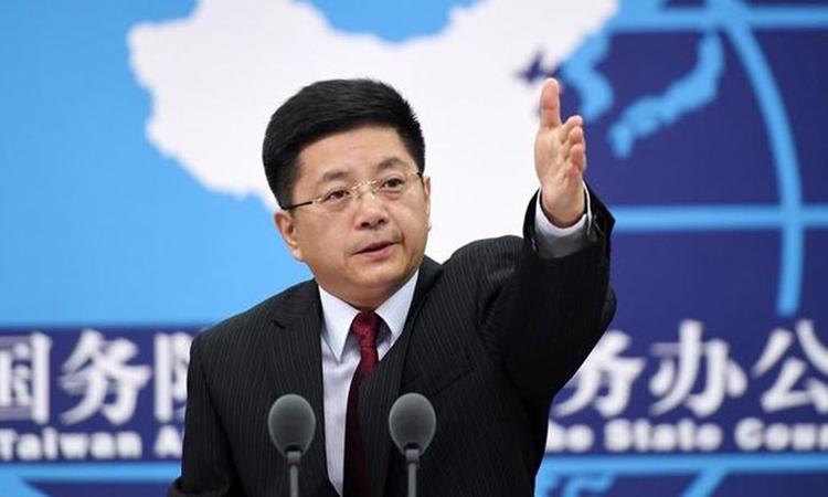 Trung Quốc dọa hành động quân sự với Đài Loan