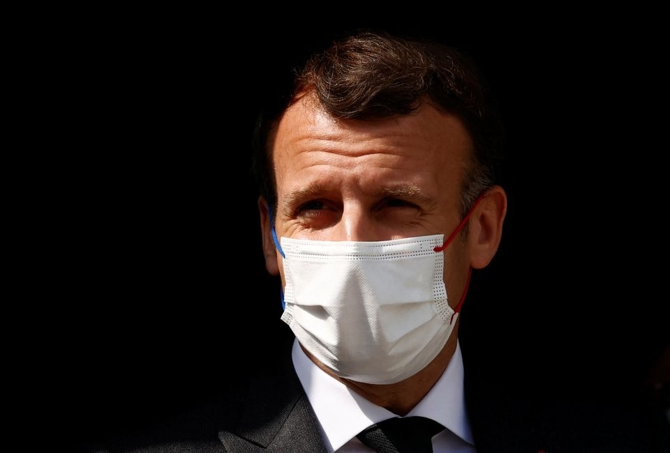 """Tổng thống Pháp muốn """"vẽ lằn ranh đỏ"""" với Nga"""