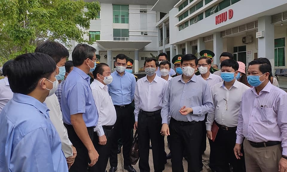 Chuẩn bị kịch bản lập bệnh viện dã chiến ở Hà Tiên