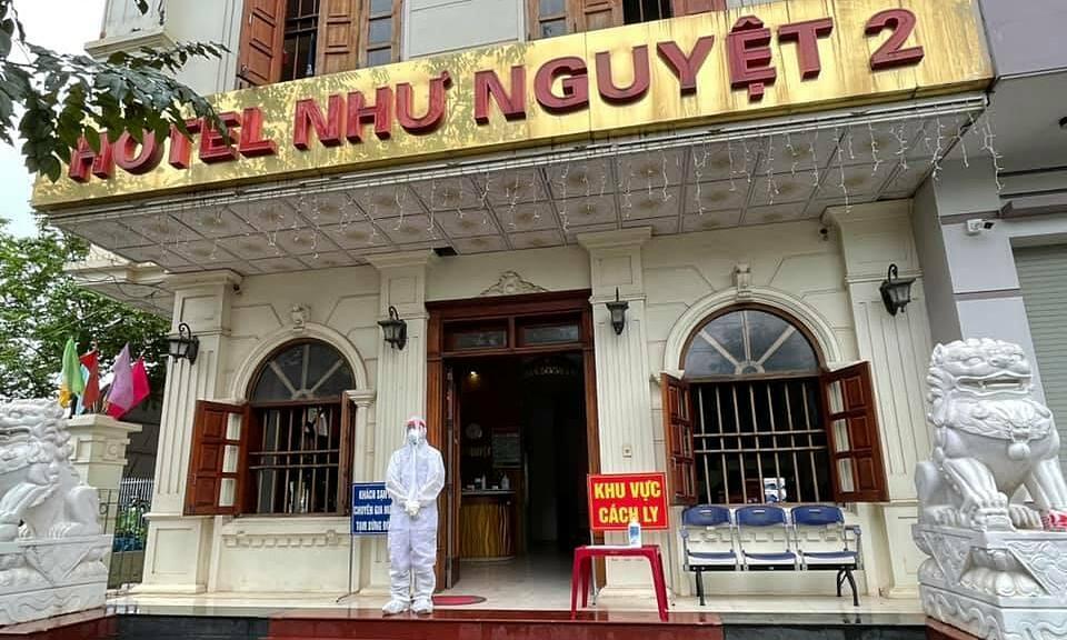 Điều tra ca lây Covid-19 trong khách sạn cách ly Yên Bái