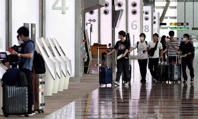 Singapore cấm nhập cảnh từ nhiều nước Nam Á