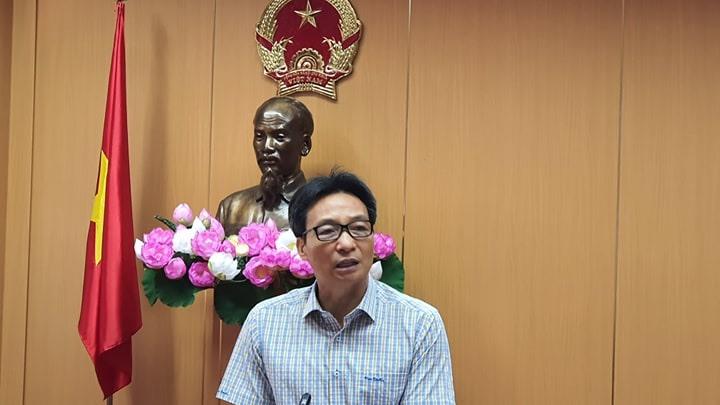 pho thu tuong bo cac bien phap gioi han khong can thiet trong truong hoc
