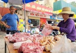 """Tái nhiễm dịch tả lợn Châu Phi, giá thịt lợn lại """"phi mã"""""""