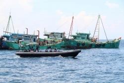 Thông tin mới nhất về 4 ngư dân Việt Nam mất tích ở vùng biển Indonesia