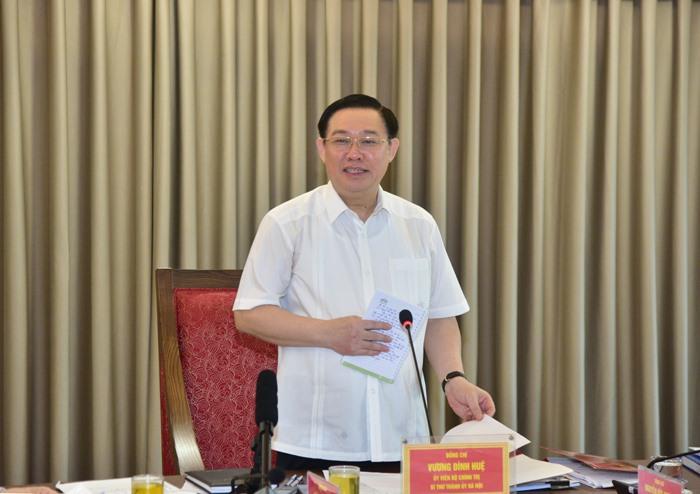 Bí thư Hà Nội: Dừng hoạt động cơ sở gây ô nhiễm khi hết thời hạn khắc phục