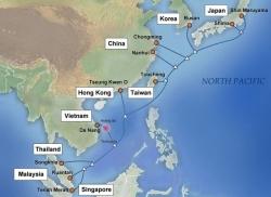 Sự cố hai tuyến cáp quang biển ảnh hưởng thế nào đến Internet đi quốc tế?
