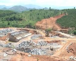 Kon Tum: Sập công trình thủy điện, 3 người chết, nhiều người bị thương