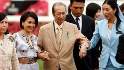 Chuyện ít biết về 4 bà vợ và 17 con của trùm sòng bài Macau Hà Hồng Sân