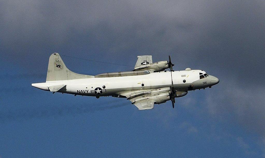 Mỹ tăng hoạt động do thám ở Biển Đông
