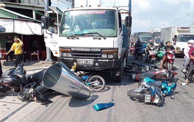 12 người chết vì tai nạn giao thông trong ngày nghỉ lễ 1/5