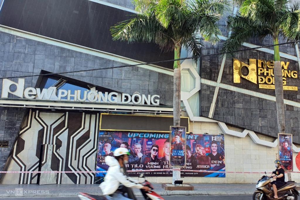 Phong tỏa vũ trường lớn nhất Đà Nẵng