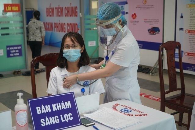 Cách ly hơn 4.000 người ở Bệnh viện Đa khoa Thái Bình