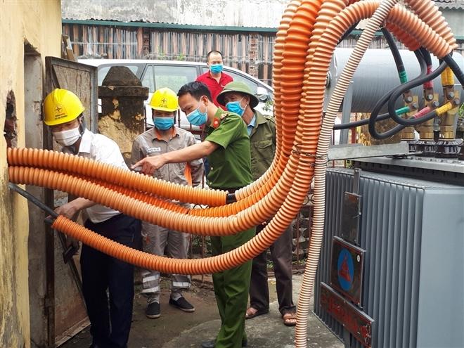 Báo động tình trạng trộm cắp tài sản ngành Điện tại Thanh Hà, Hải Dương
