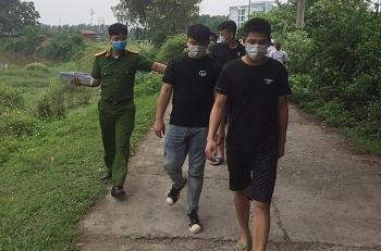 Ba nghi phạm tổ chức cho người Trung Quốc nhập cảnh trái phép
