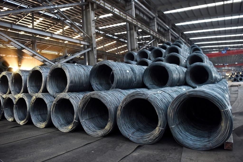 Đề xuất hạn chế xuất khẩu thép