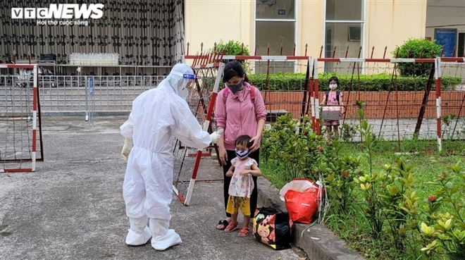 Bắc Ninh ghi nhận thêm 31 ca dương tính SARS-CoV-2  - 1