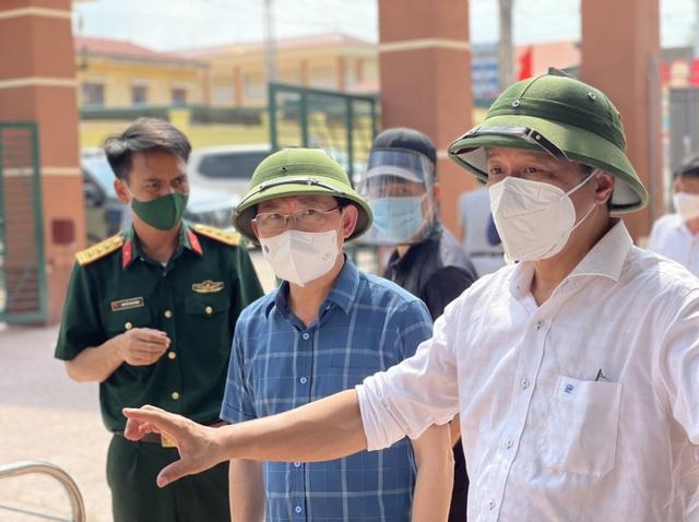 Bắc Giang lập bệnh viện dã chiến 800 giường