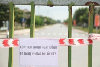 Bắc Giang cách ly xã hội thêm 3 huyện